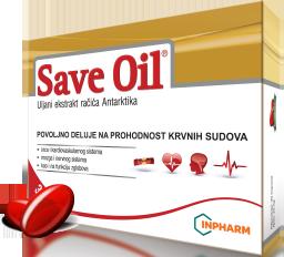 SaveOil - Pakovanje